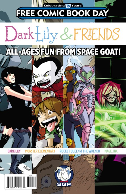 Space Goat Presents: Dark Lily & Friends