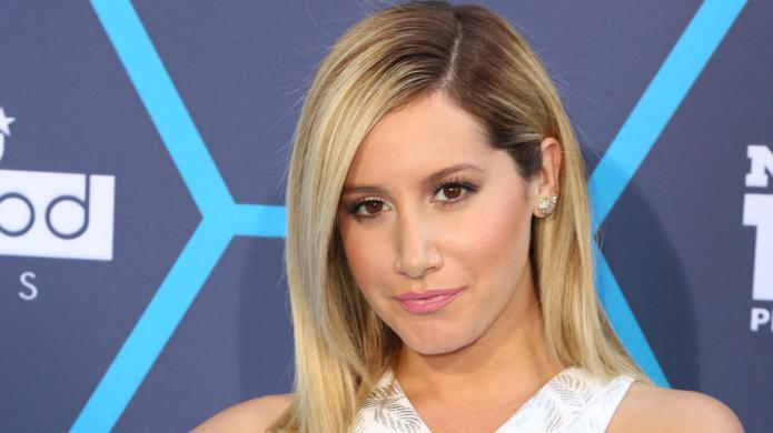 Ashley Tisdale wants you to choose
