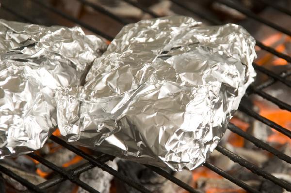 Bbq Fish Recipe Foil Packets