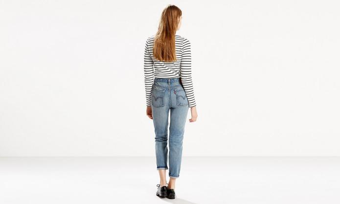 Levi's new butt-boosting jeans promise to
