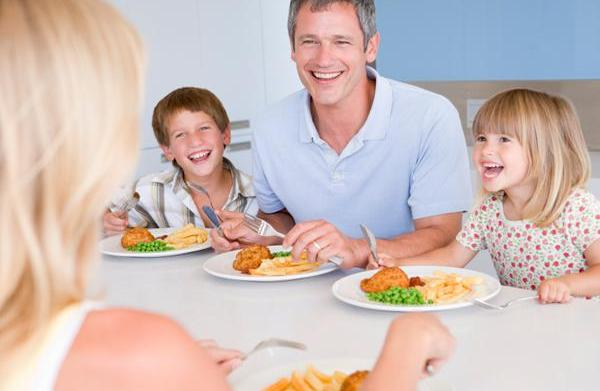 Tricks for simple family meals