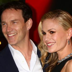 PHOTOS: Anna Paquin & Stephen Moyer's