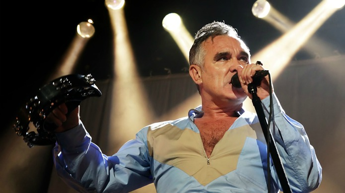 Morrissey bans meat from Sydney Opera