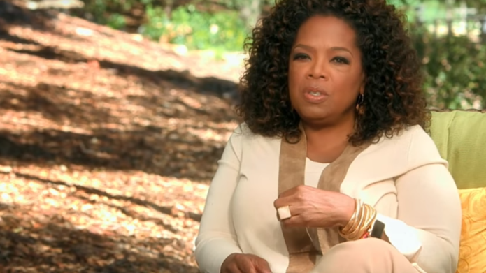 Oprah's new weight loss commercial is