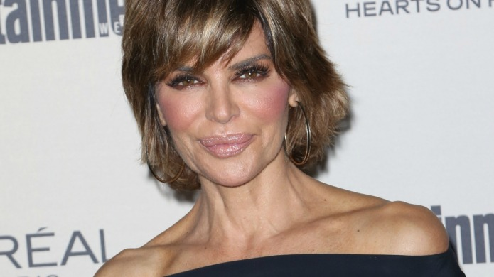 Lisa Rinna dishes on Twitter feud