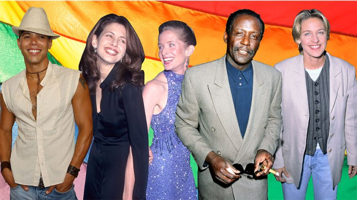A History of LGBTQ Characters on