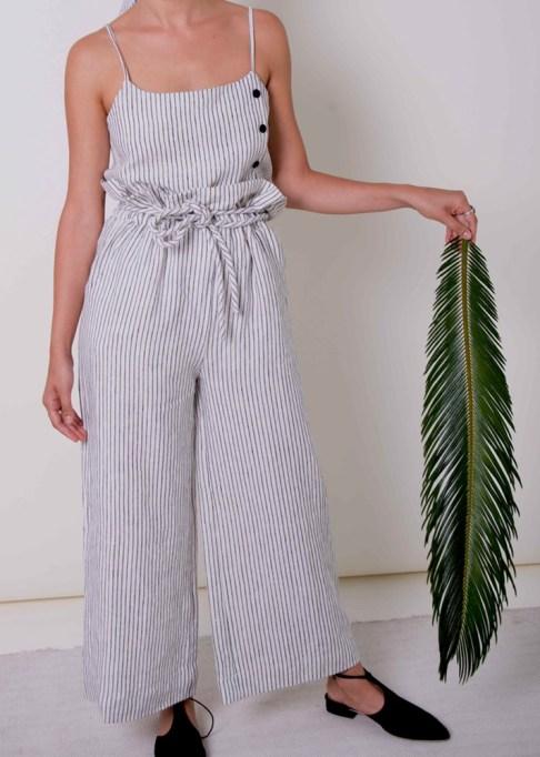 Wide Leg Pants Are Making a Comeback: Ajaie Alaie Dori Pants | Summer Style 2017