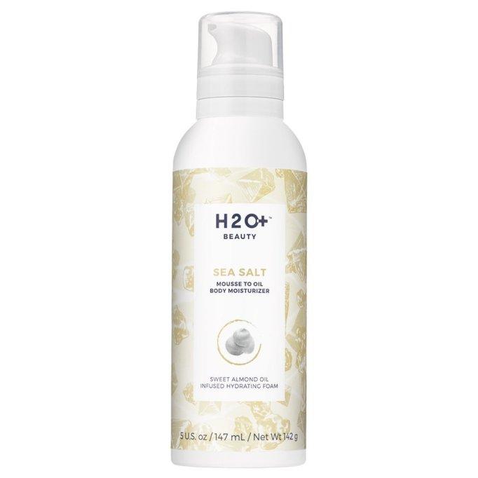 H2O+ Beauty Sea Salt Mousse to Oil Body Moisturizer