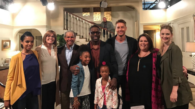 'This Is Us' Cast Behind the Scenes