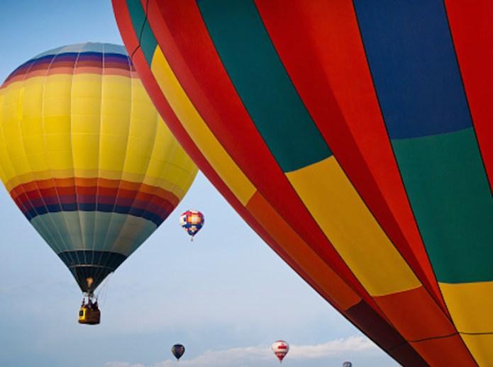 Canada, Hot air balloon festival