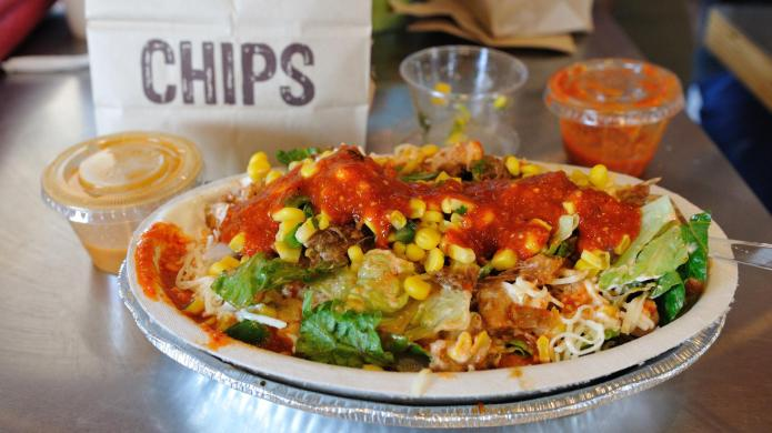 Try Chipotle's new spicy tofu and