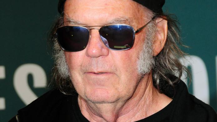 Neil Young will never last without