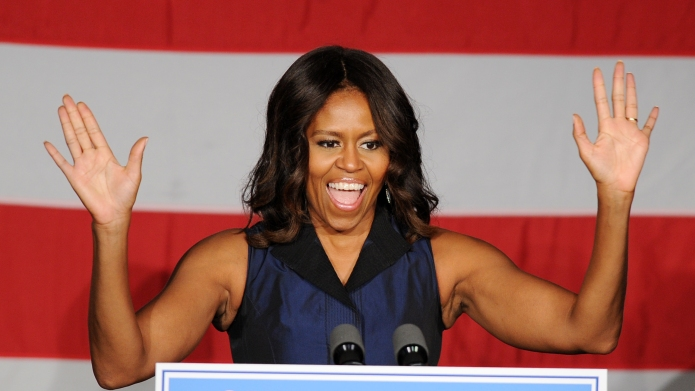 First Lady Michelle Obama and Florida