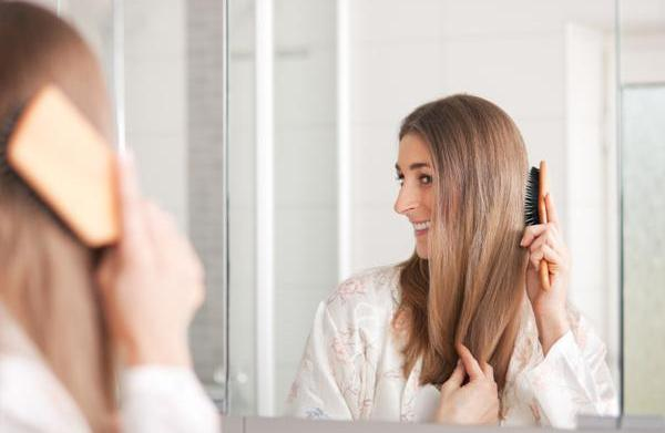 How to get lustrous, shiny hair