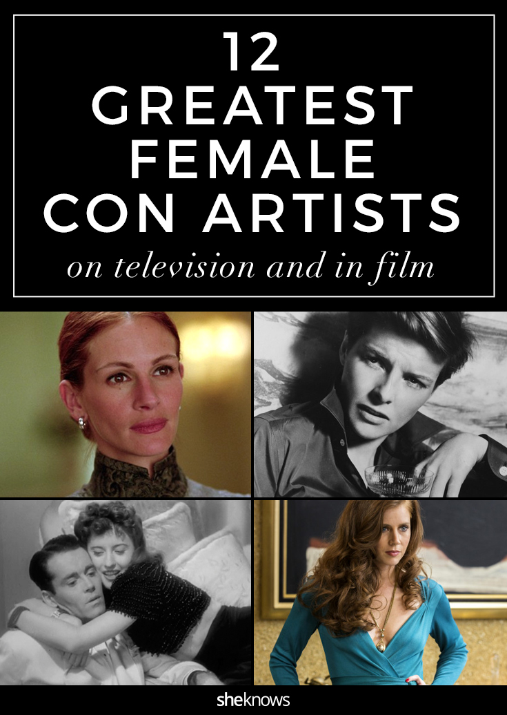 12 greatest female con artists on television and in film – SheKnows