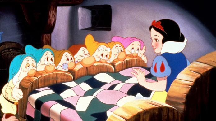 Heigh ho! Snow White's dwarves' original