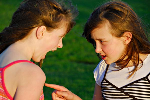 Favoritism and sibling rivalry
