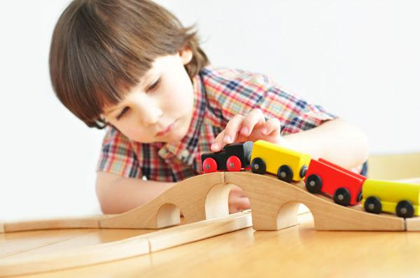 Trains, planes and automobiles: Why preschoolers