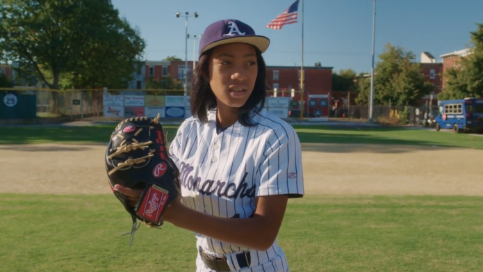 Mo'ne Davis throws #LikeAGirl at 70
