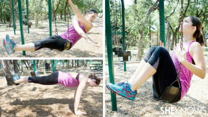 7 Ab exercises you can do