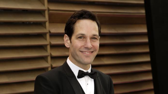 Paul Rudd's mom is out of