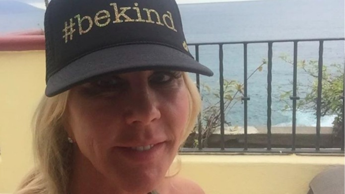 Vicki Gunvalson has been showing off