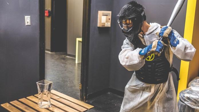 Toronto's new Rage Room is all