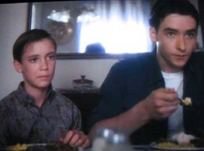 Wil Wheaton and John Cusack in Stand by Me