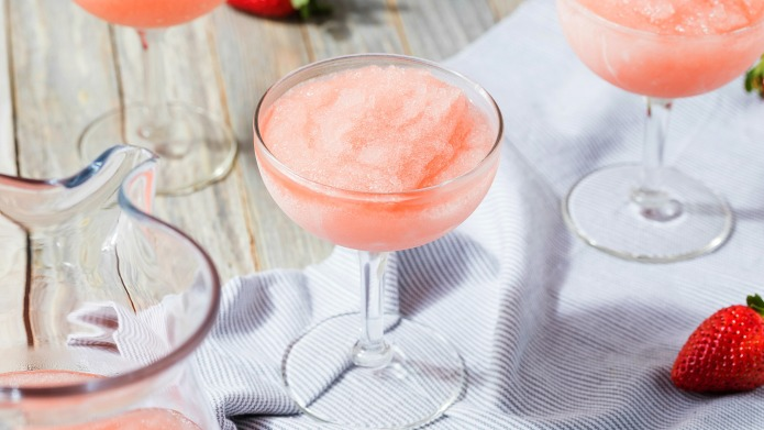 20 Frozen Cocktails to Crush During