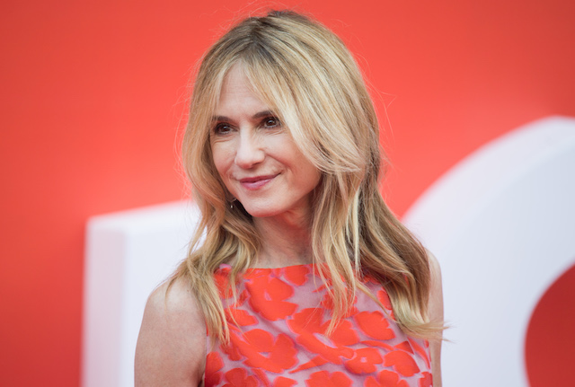 Holly Hunter attends the 'Incredibles 2' UK premiere at BFI Southbank