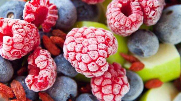 6 steps to freezing ripe summer