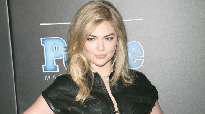 Kate Upton's new topless photos are