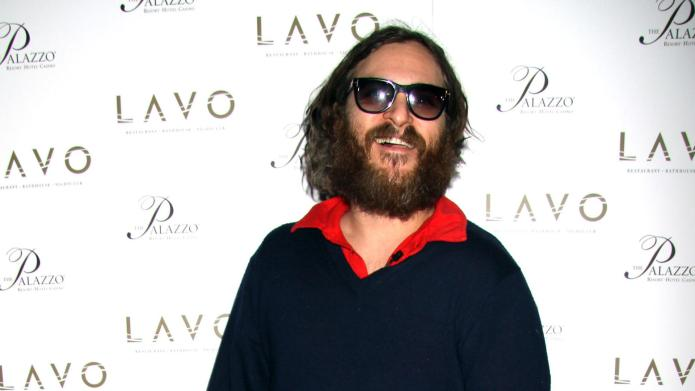 Is Hollywood typecasting? Joaquin Phoenix could