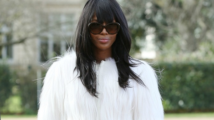 Naomi Campbell's reason for attacking a