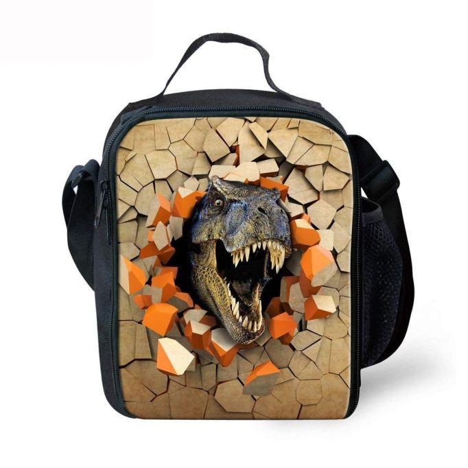 T-Rex Lunch Bag