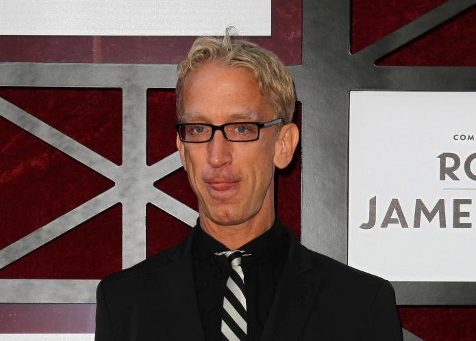 Andy Dick getting arrested for stealing