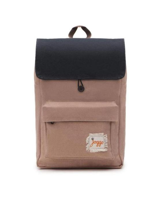 JOGGO Canvas Pink Backpack