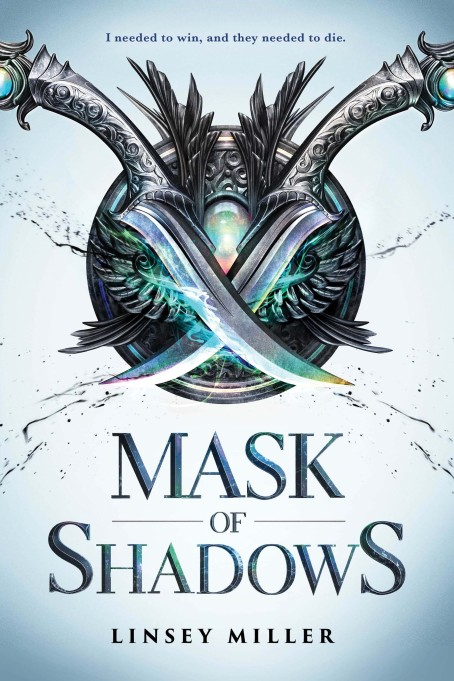 Young Adult Books to Get Excited About this Fall | 'Mask of Shadows' by Linsey Miller