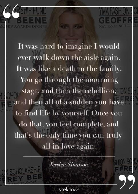 Jessica Simpson quote