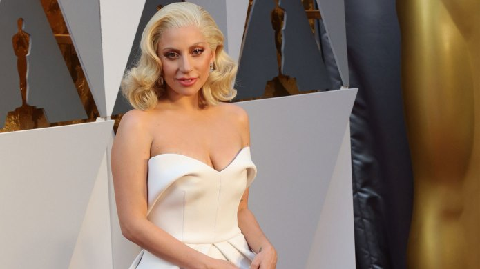 Lady Gaga stands up for rape