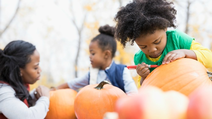 Pumpkin-Carving Templates Galore for Your Best