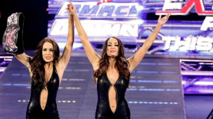 The Bella Twins' future stepdad could