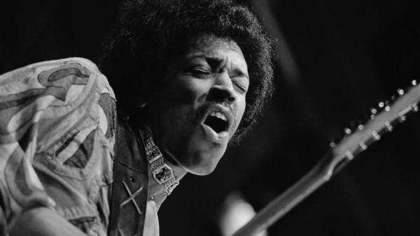 ?Jimi Hendrix had four loves according