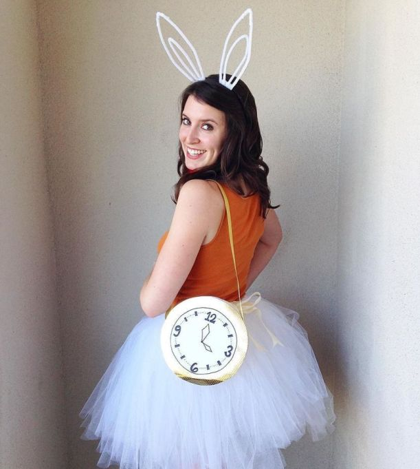"DIY Halloween Costume Ideas from Instagram: The White Rabbit from ""Alice in Wonderland"" 