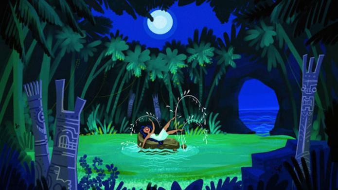 Meet Moana, the new Disney Polynesian