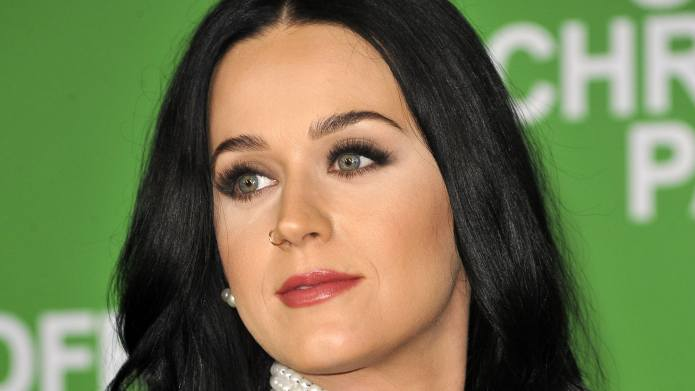 Katy Perry's Giving Off Strong Hillary