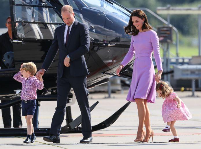 Prince George & Princess Charlotte's Cutest