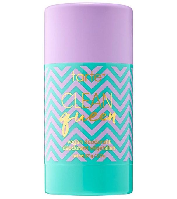 10 Best deodorants for the summer: Tarte Clean Queen Vegan Deodorant | Summer beauty products