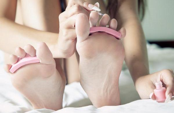 How to make your pedicure last
