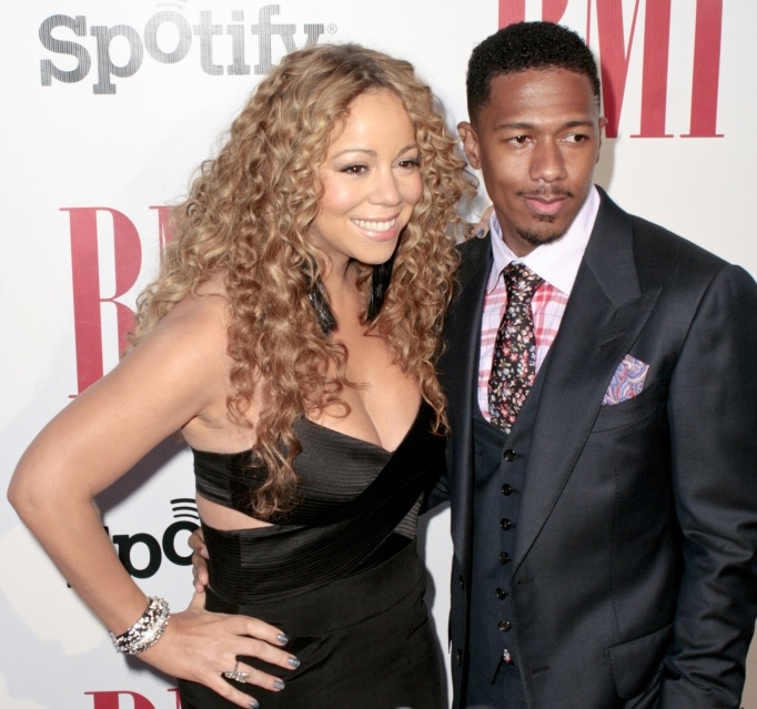 Evolution of Mariah Carey: Nick Cannon